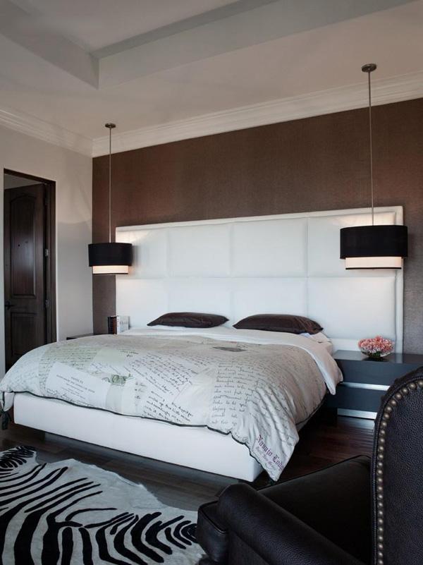 适合简约装修,但也不可以牺牲卧室的适用性做为代价